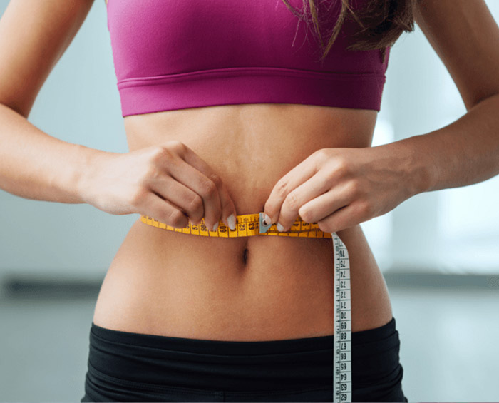 HAVE YOU NOTICED THAT YOU HAVE GAINED WEIGHT, ESPECIALLY AROUND THE MIDDLE, BUM AND HIPS?
