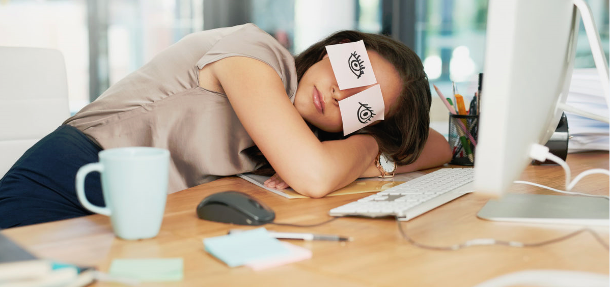 FEELING REALLY TIRED ALL THE TIME?